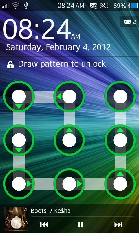 Pics Bada 2 0 pattern lock screen theme download Wallpaper FC 480x800