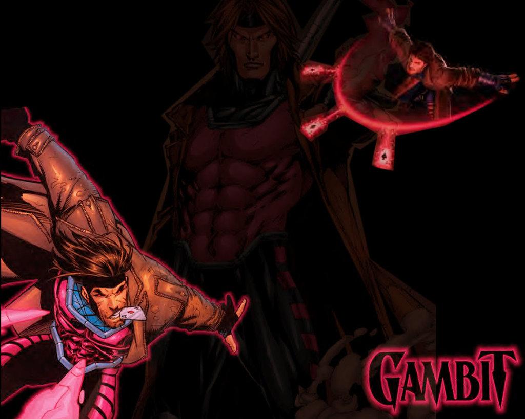 gambit wallpaper by fullelven fan art wallpaper books novels 2009 2014 1024x819