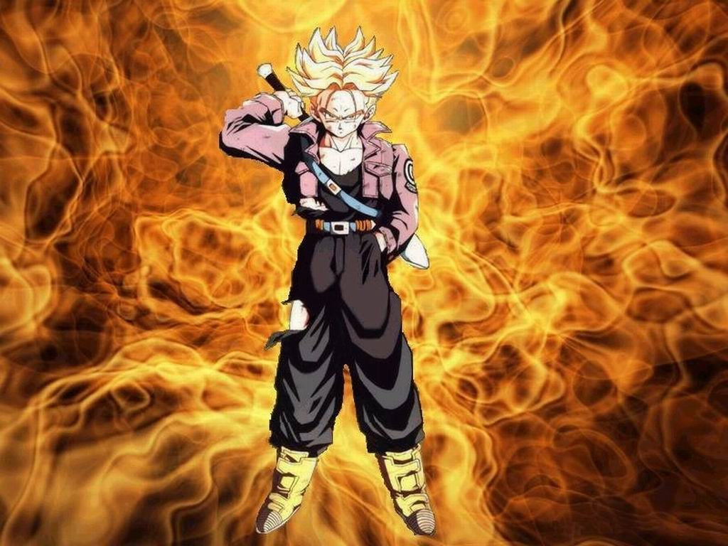 Download Wallpapers Dragon Ball Z Wallpapers 1024x768