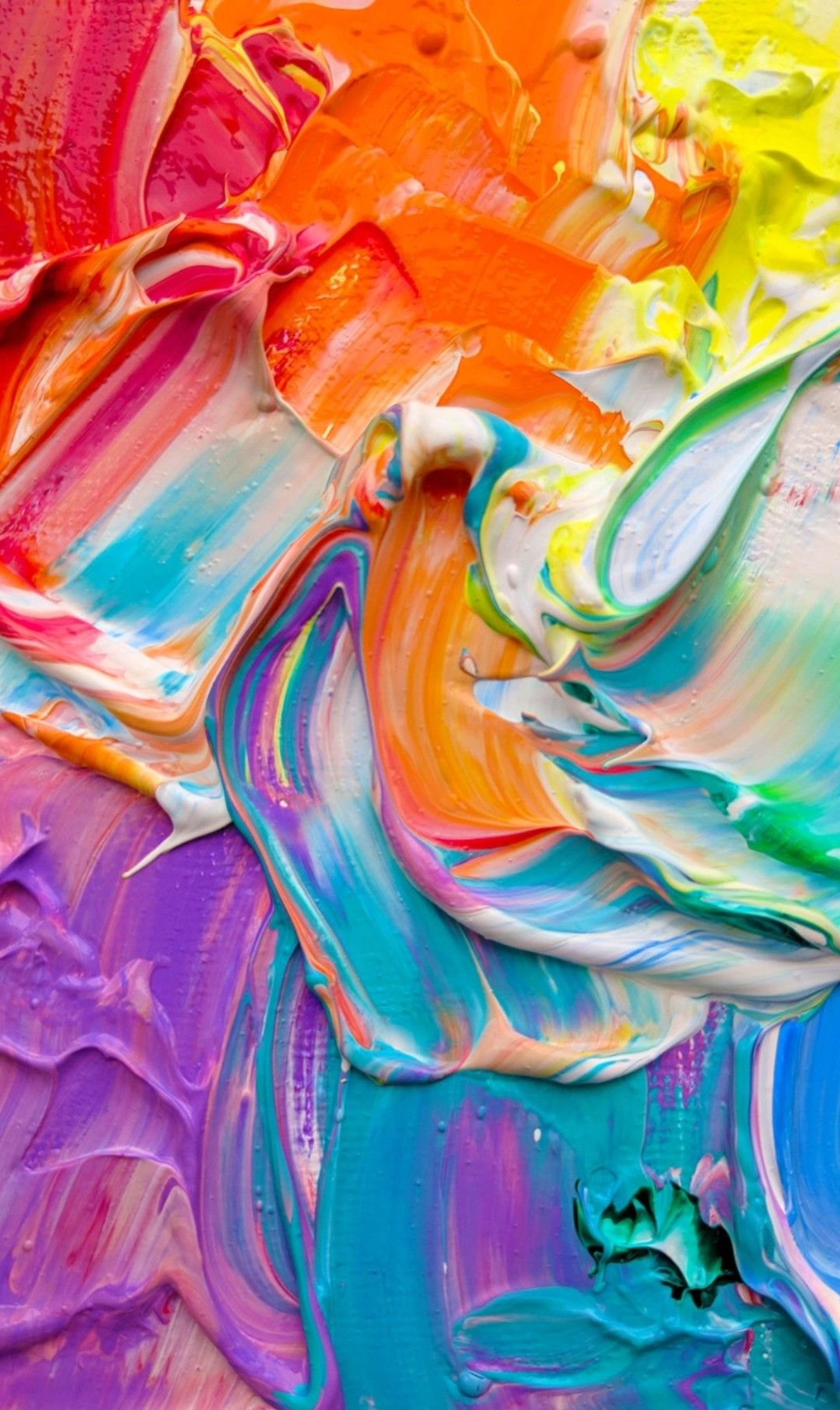 Sarah Coey Art Paint Swirl Wallpaper Art wallpaper iphone 1080x1813