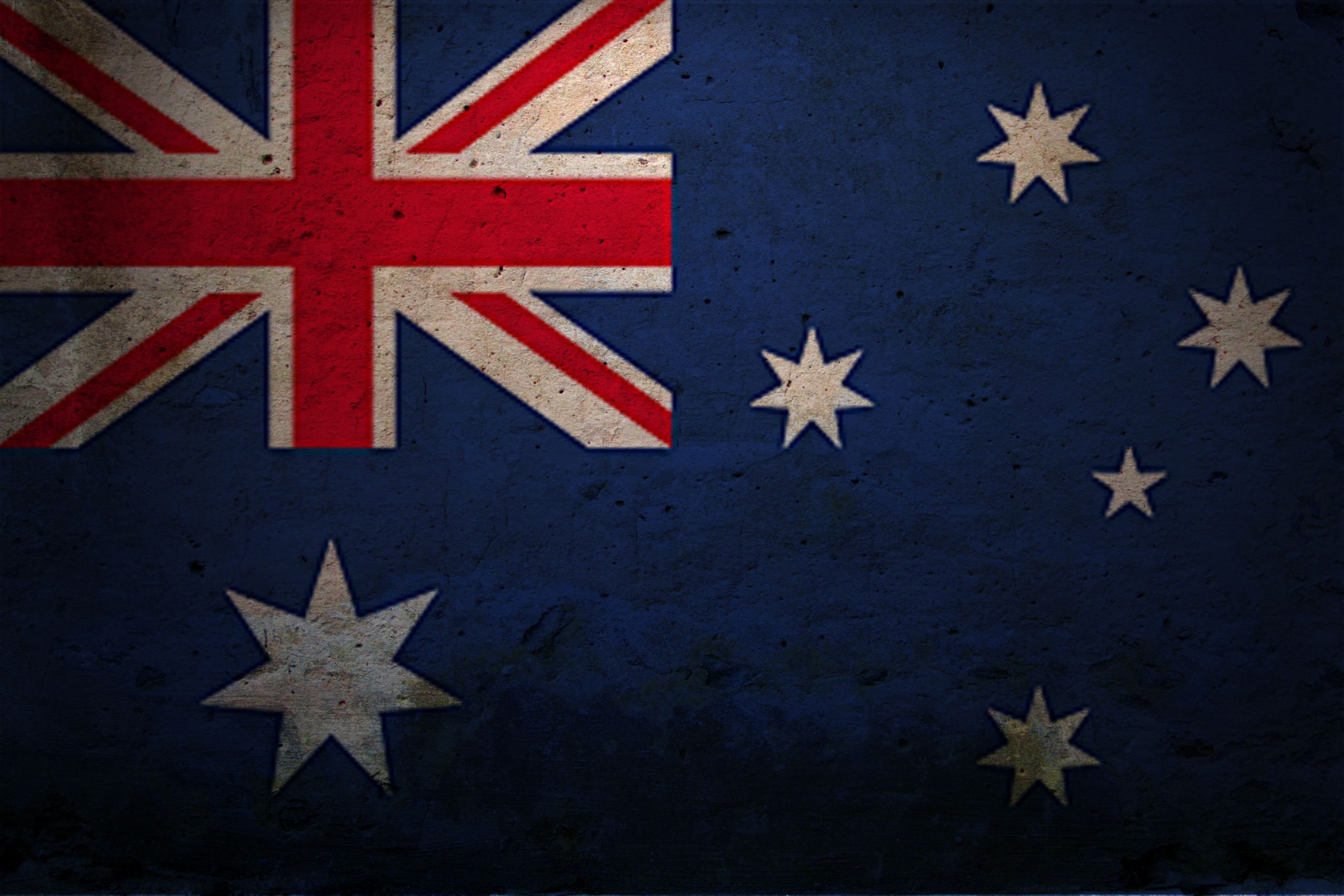 Australia Flag HD Wallpaper Background Images 2560x1707