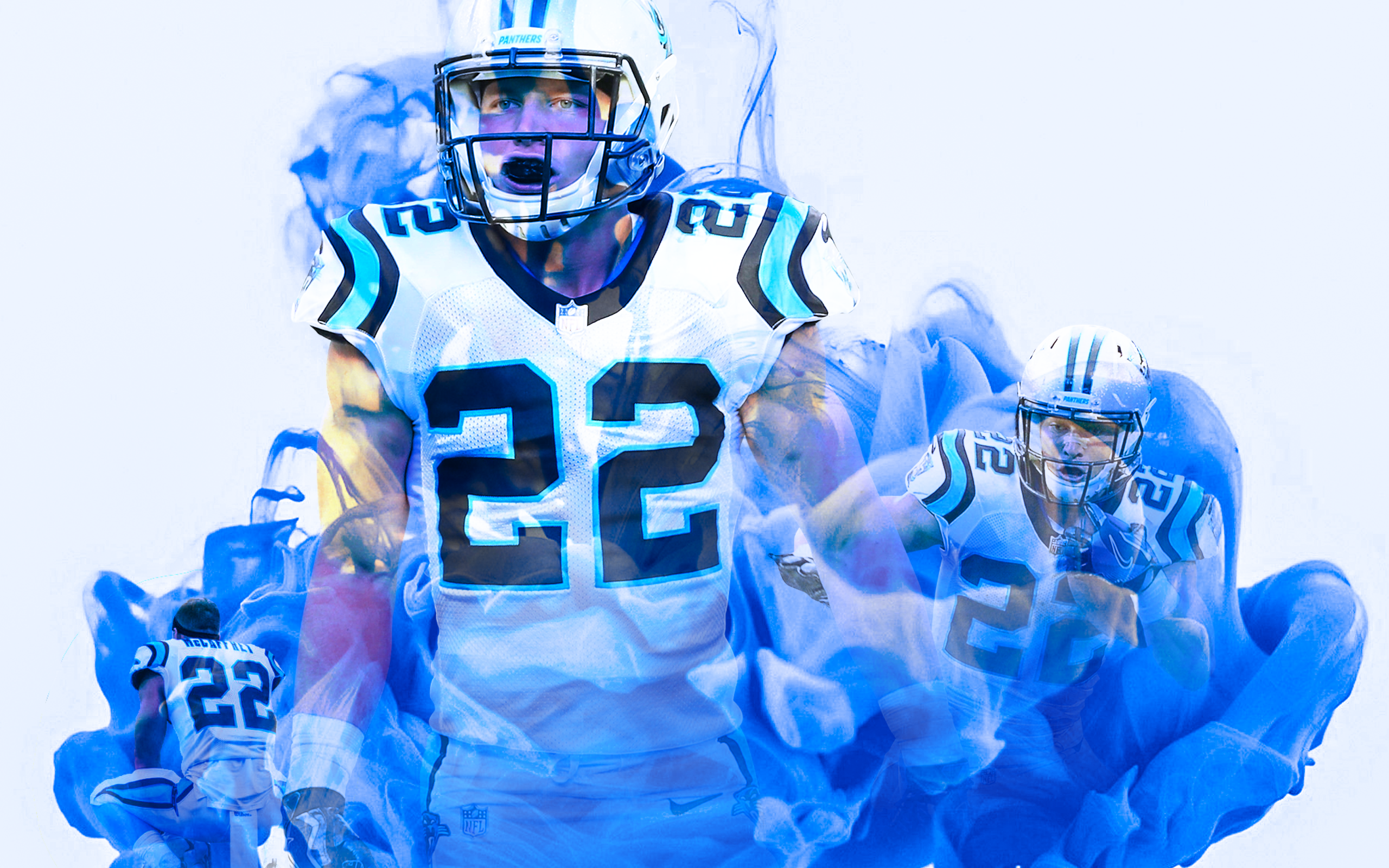 Made a new CMC background just for gameday theres not going 2560x1600
