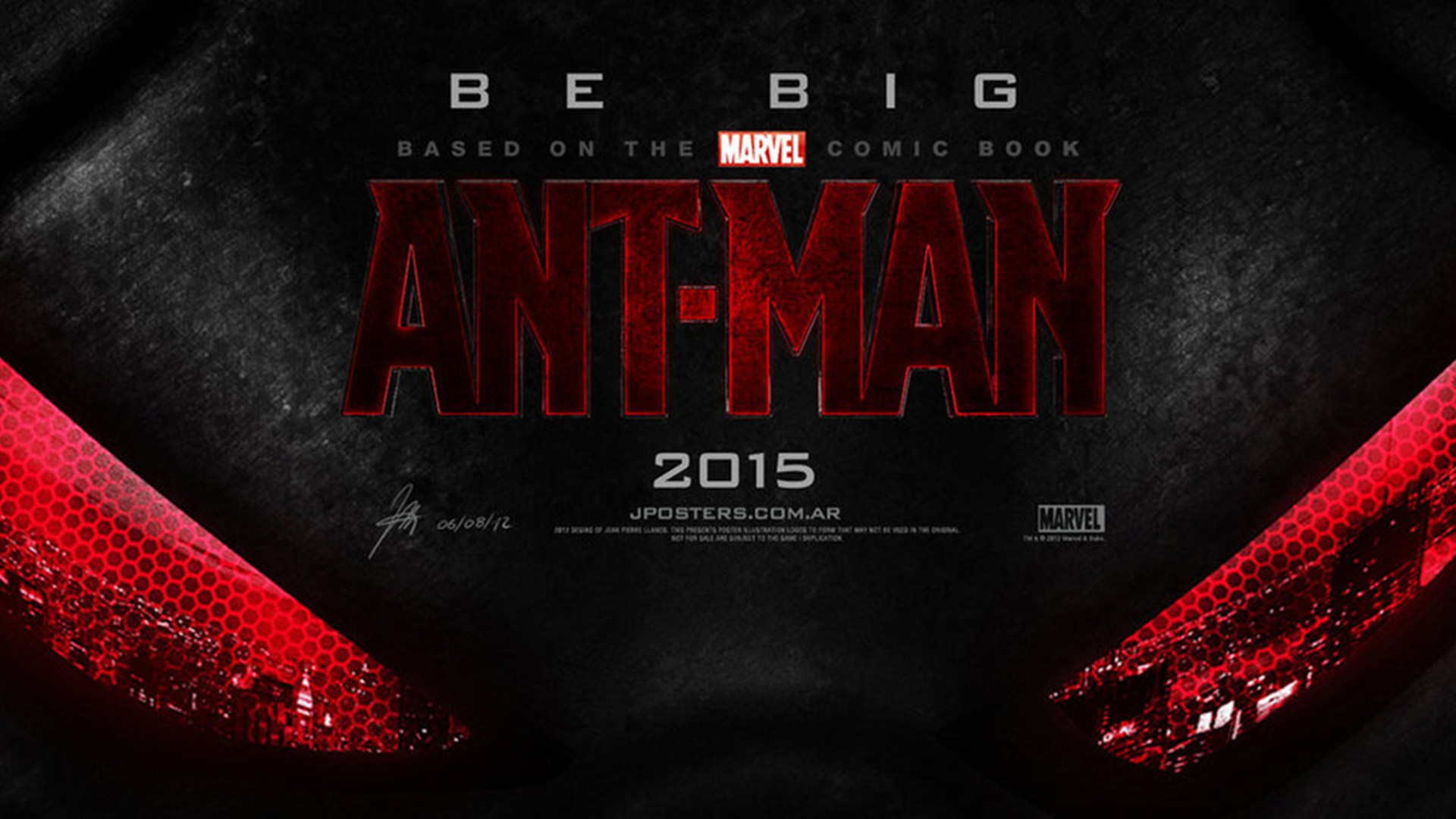 Download Marvel Comic Book Ant Man 2015 HD Wallpaper Search more high 1920x1080