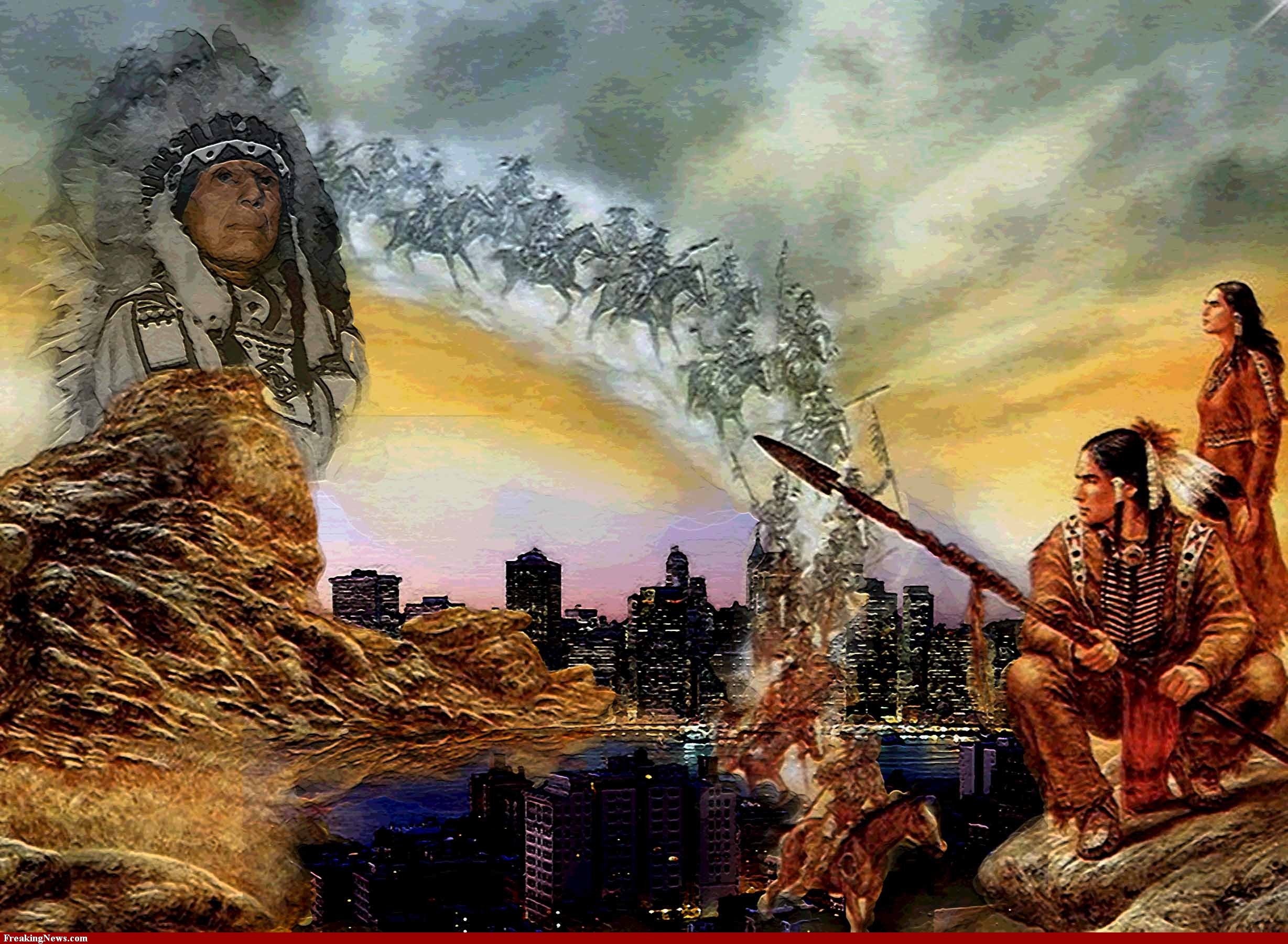 Native American   Indians Photo 34175390 2457x1802