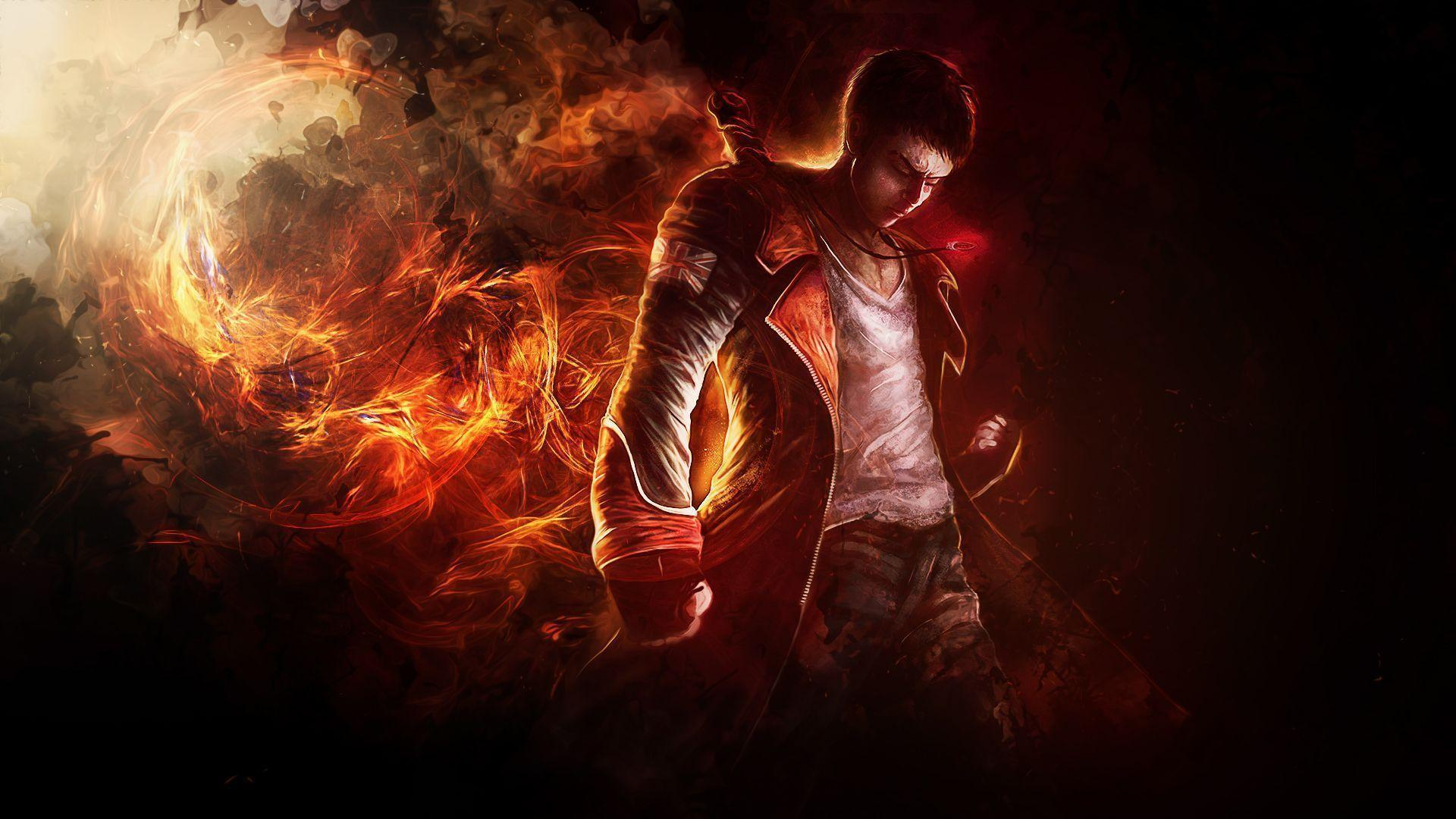 Devil May Cry HD Wallpapers 1920x1080