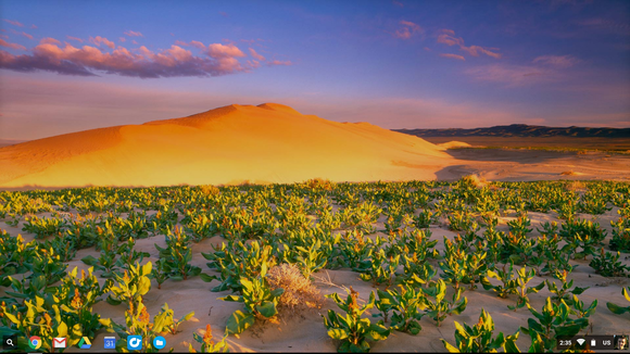 to get beautiful new wallpapers on your Chromebook every day PCWorld 580x326
