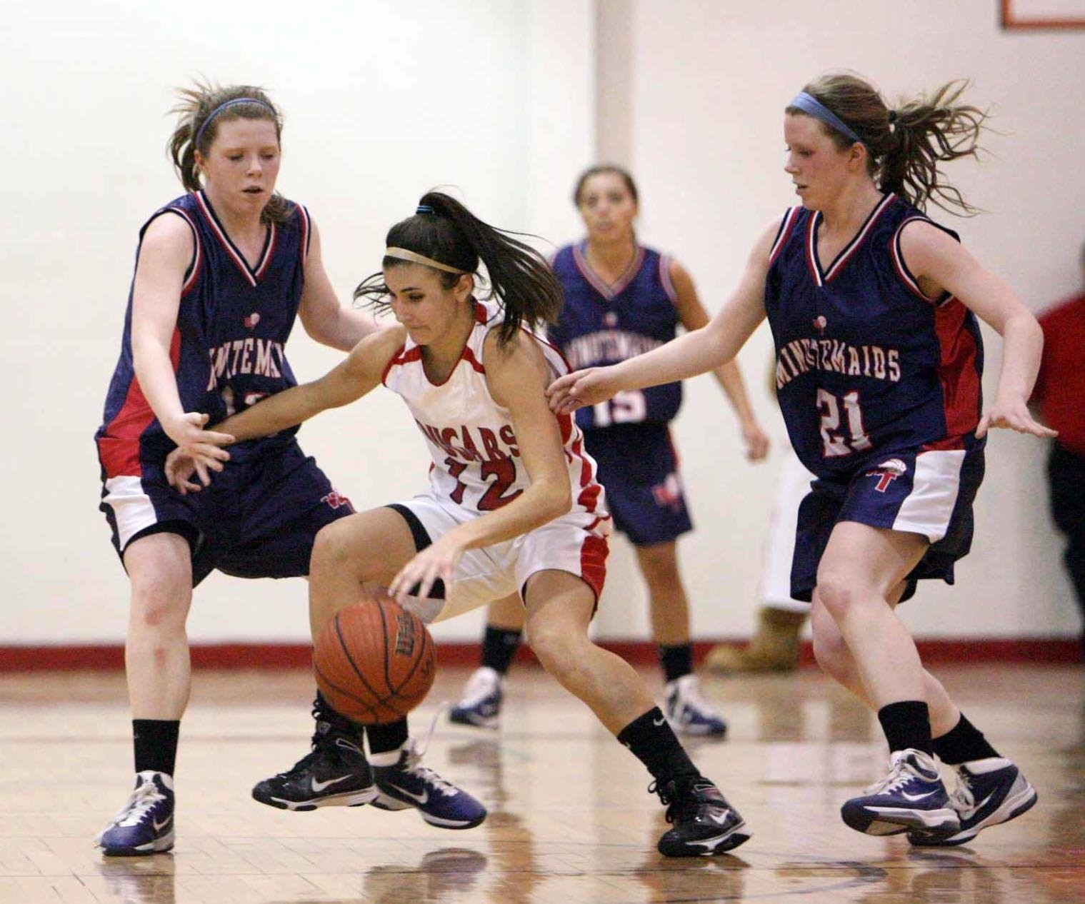 DICK'S Nationals girls semifinal preview: Riverdale ...  |Basketball Girl