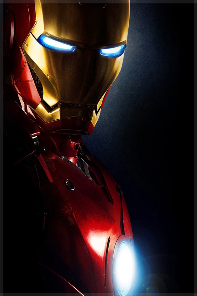 iPhone Wallpapers Iron man Movie Iphone Wallpapers iPhone Wallpapers 640x960