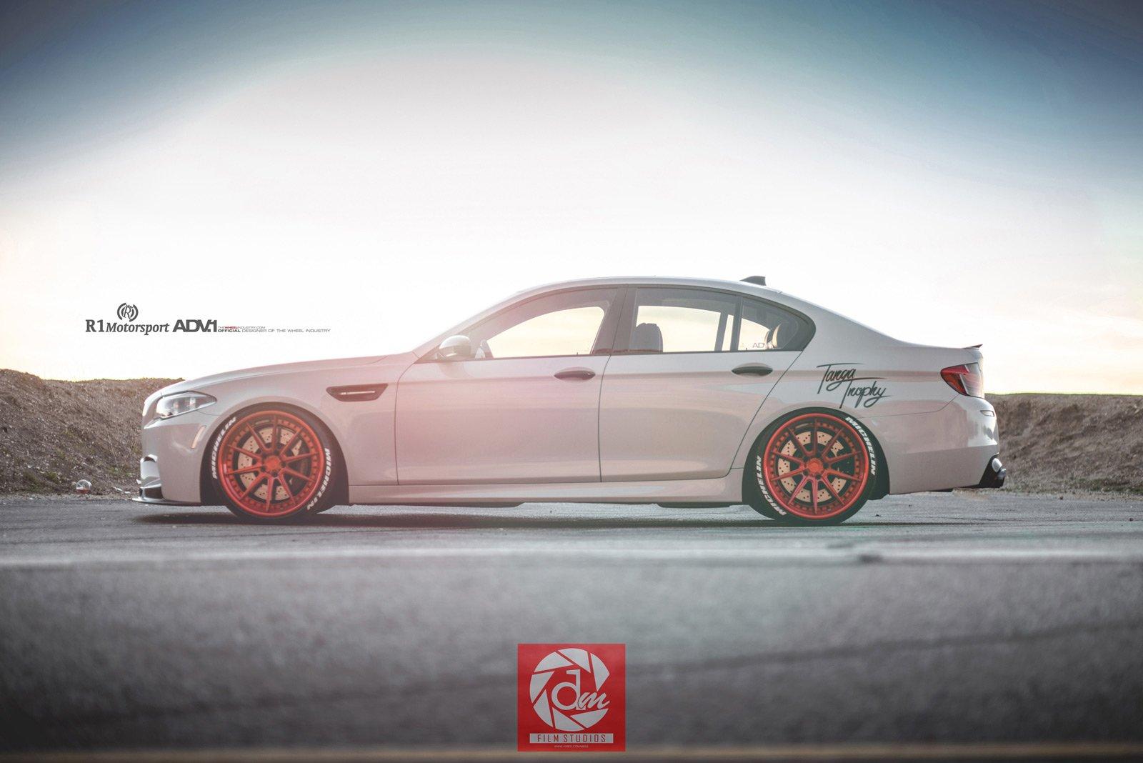 2015 adv1 wheels bmw m5 f10 cars coupe tuning wallpaper 1600x1068 1600x1068