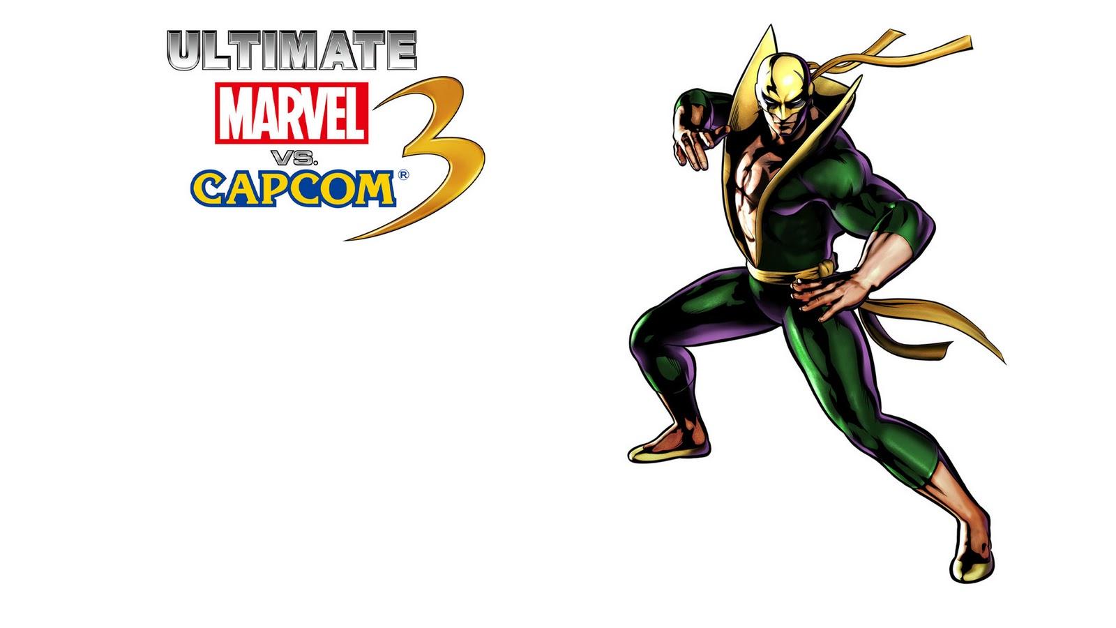 maxwallon Iron Fist Wallpaper Marvel 1600x900