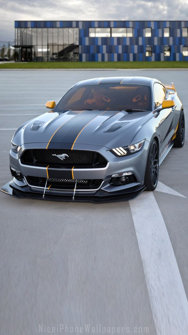 Full Hd Mustang Iphone Wallpaper ipcwallpapers in 2020 Ford 640x1136