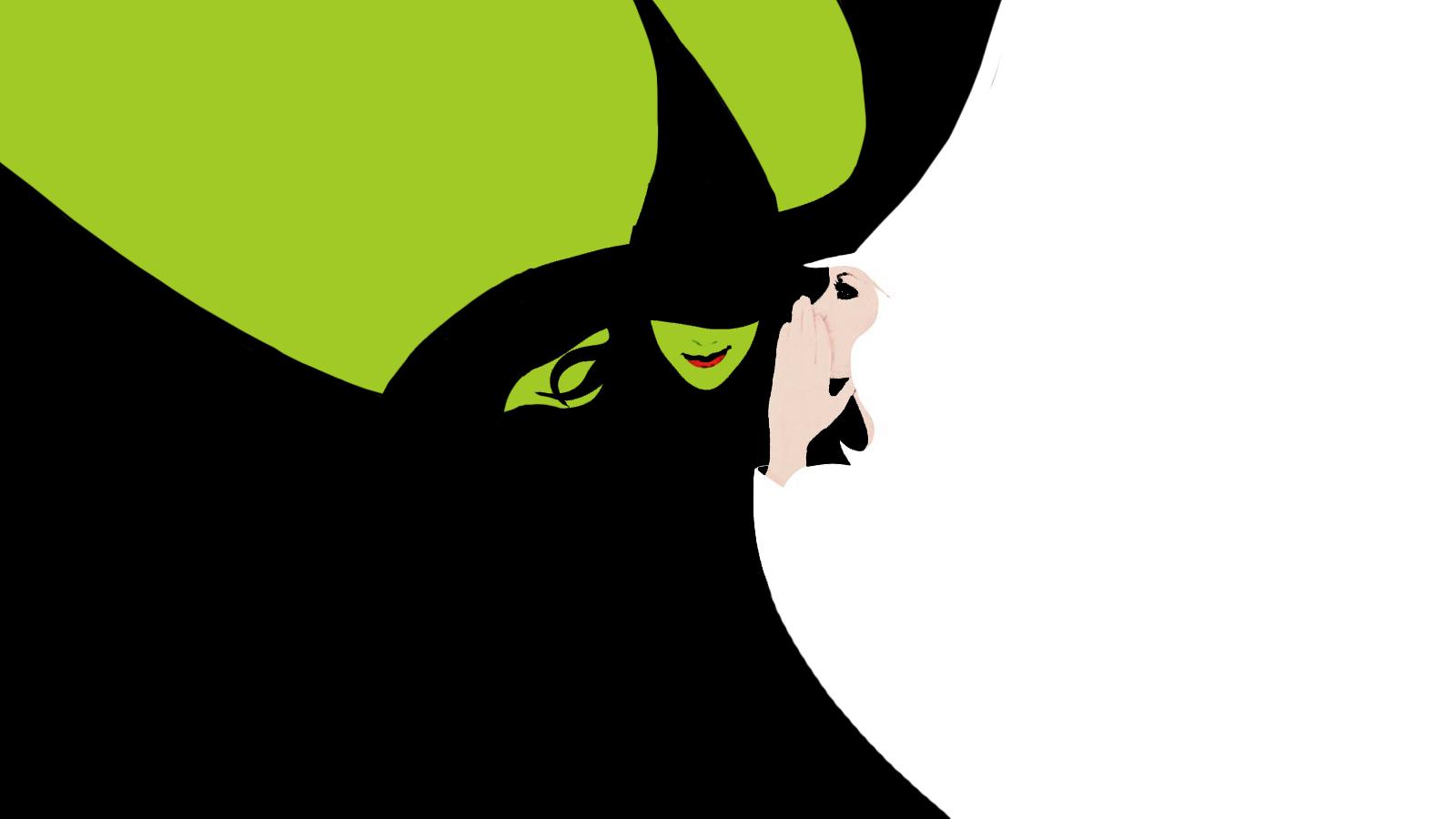 Wicked Musical Desktop Wallpaper Pictures 1600x900