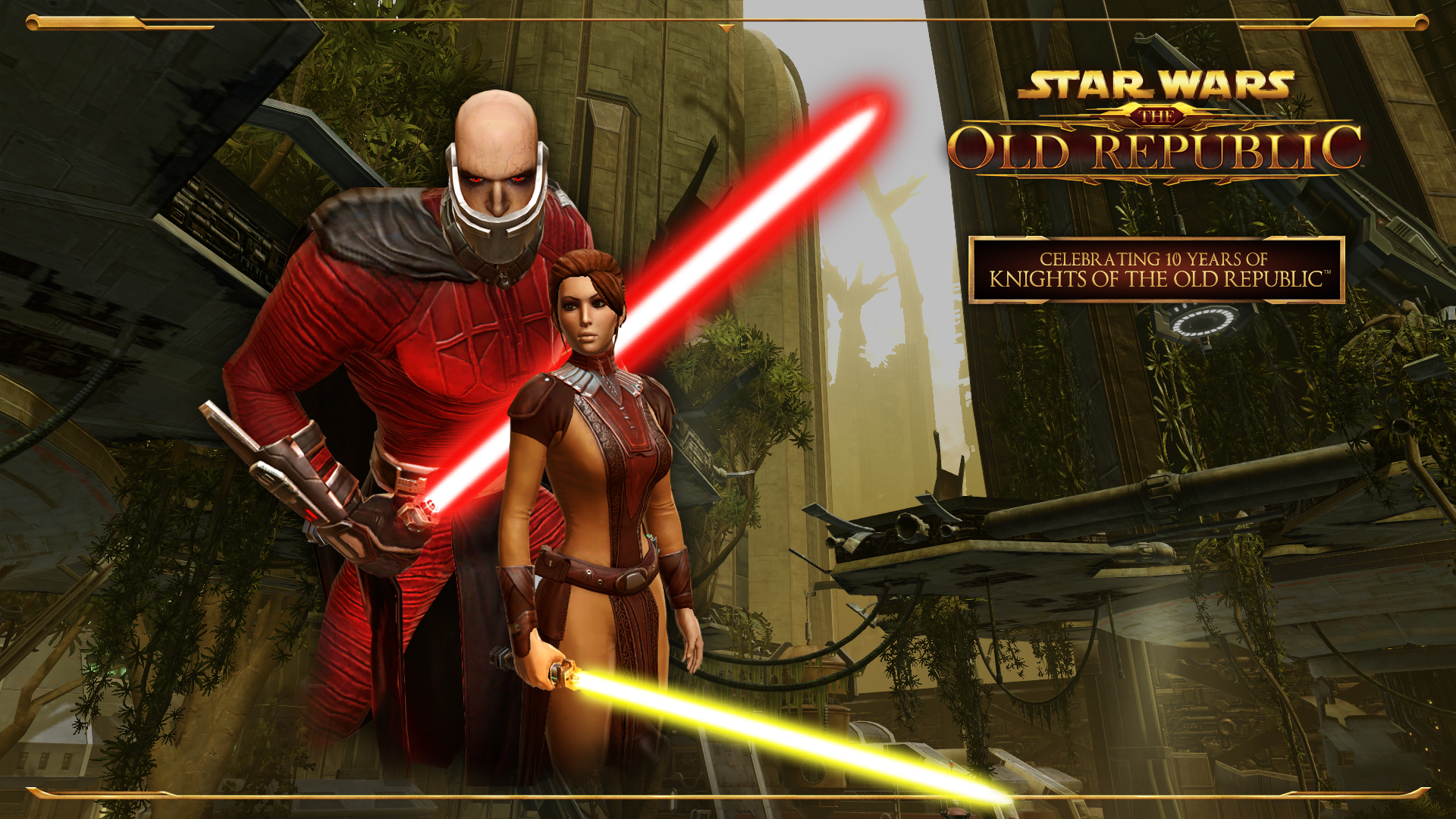 Download Wallpapers Star Wars Knights Of The Old Republic Ii The