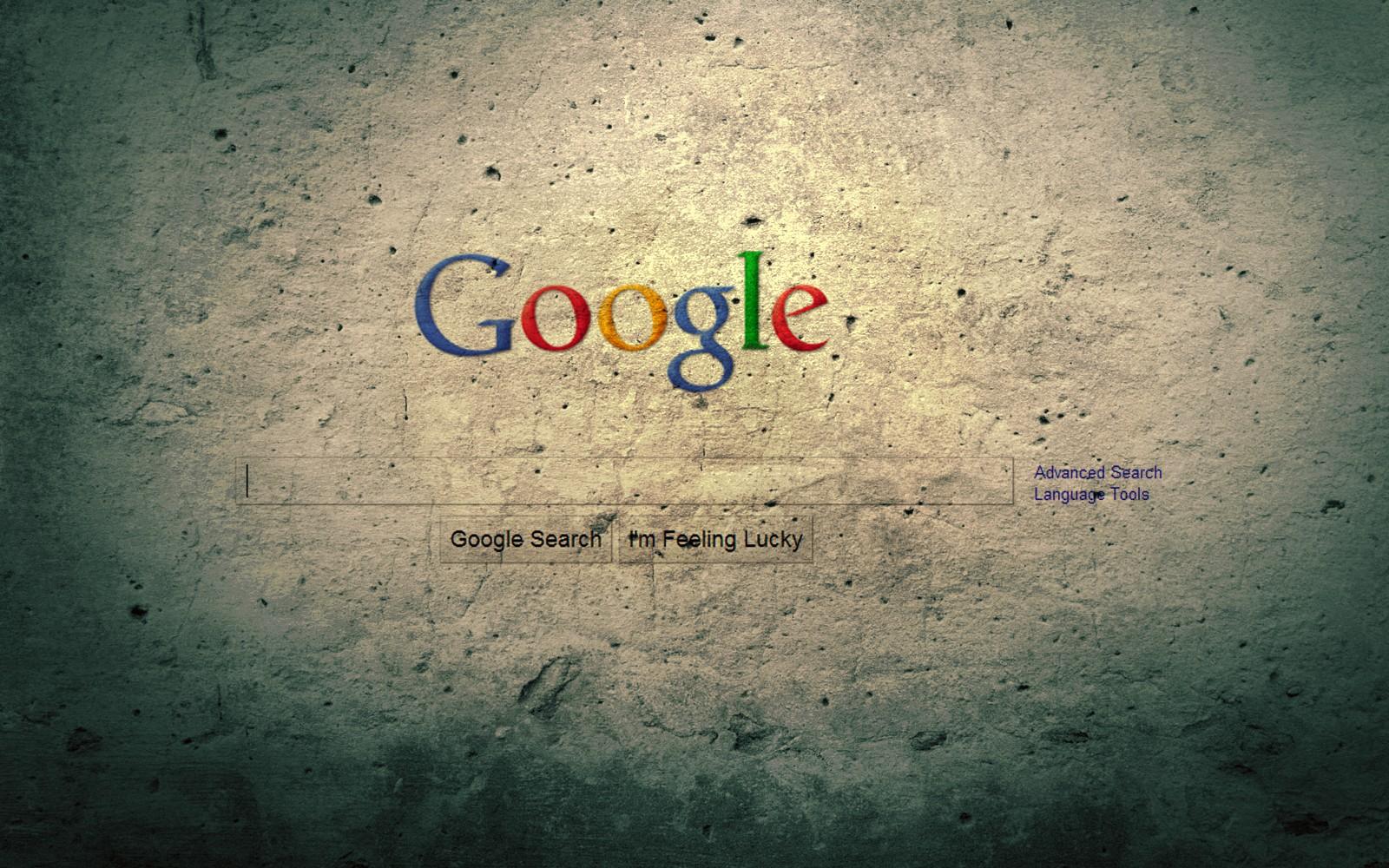 Google Old Wallpaper 1600x1000 Google Old School DNDESIGN 1600x1000