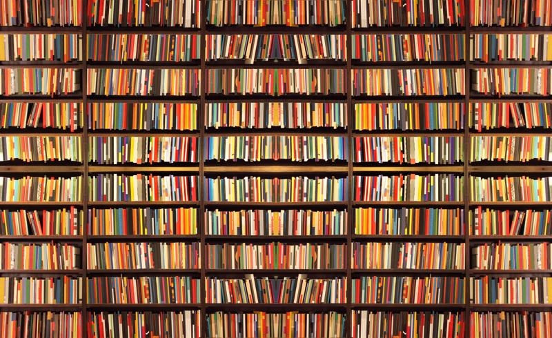 Literary wallpaper wallpapersafari for Book wallpaper for walls