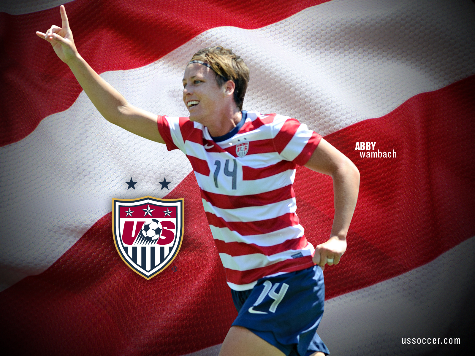 Abby Wambach Soccer Quotes Soc Wnt 2012Wallpaper 1600X1200 Abby 1600x1200