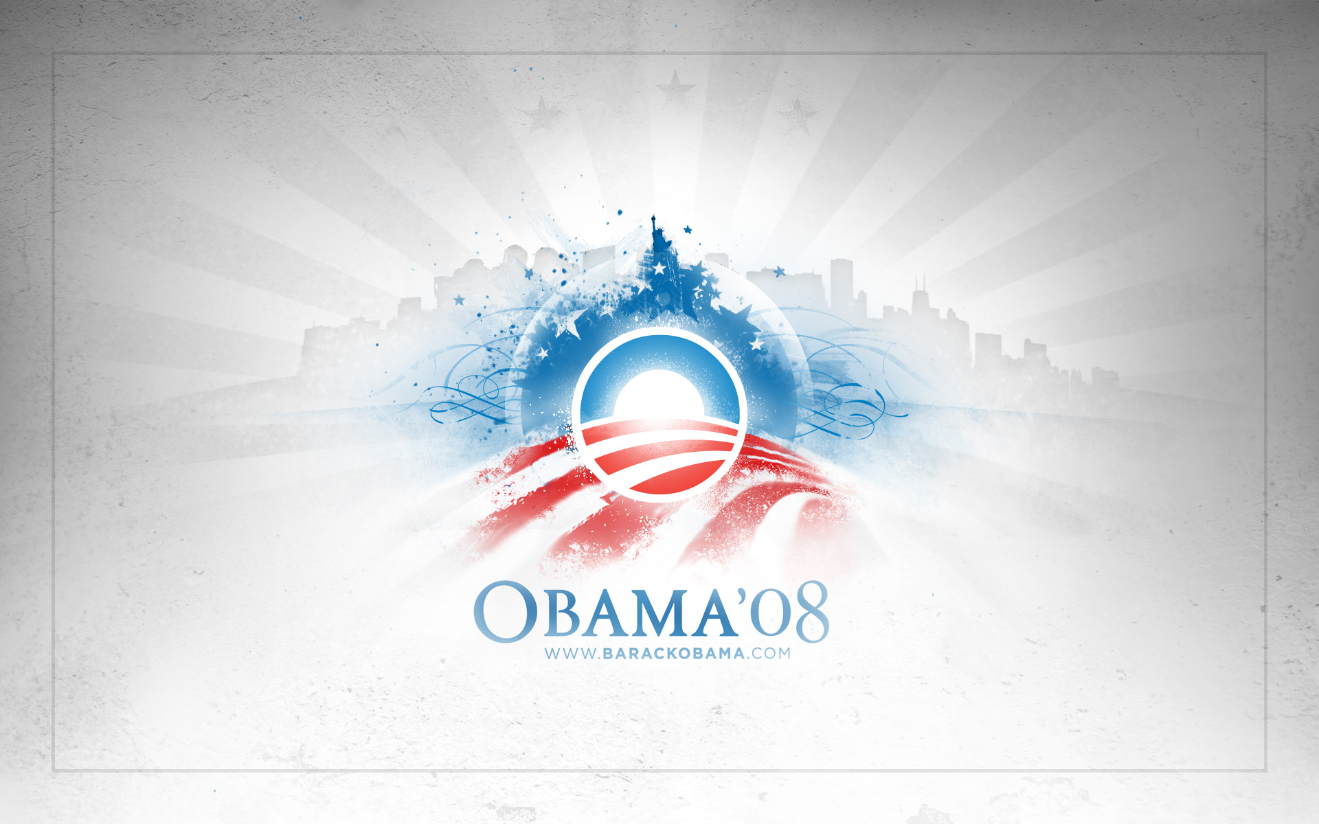 Obama Abstract Wallpapers Obama Abstract Myspace Backgrounds Obama 1920x1200