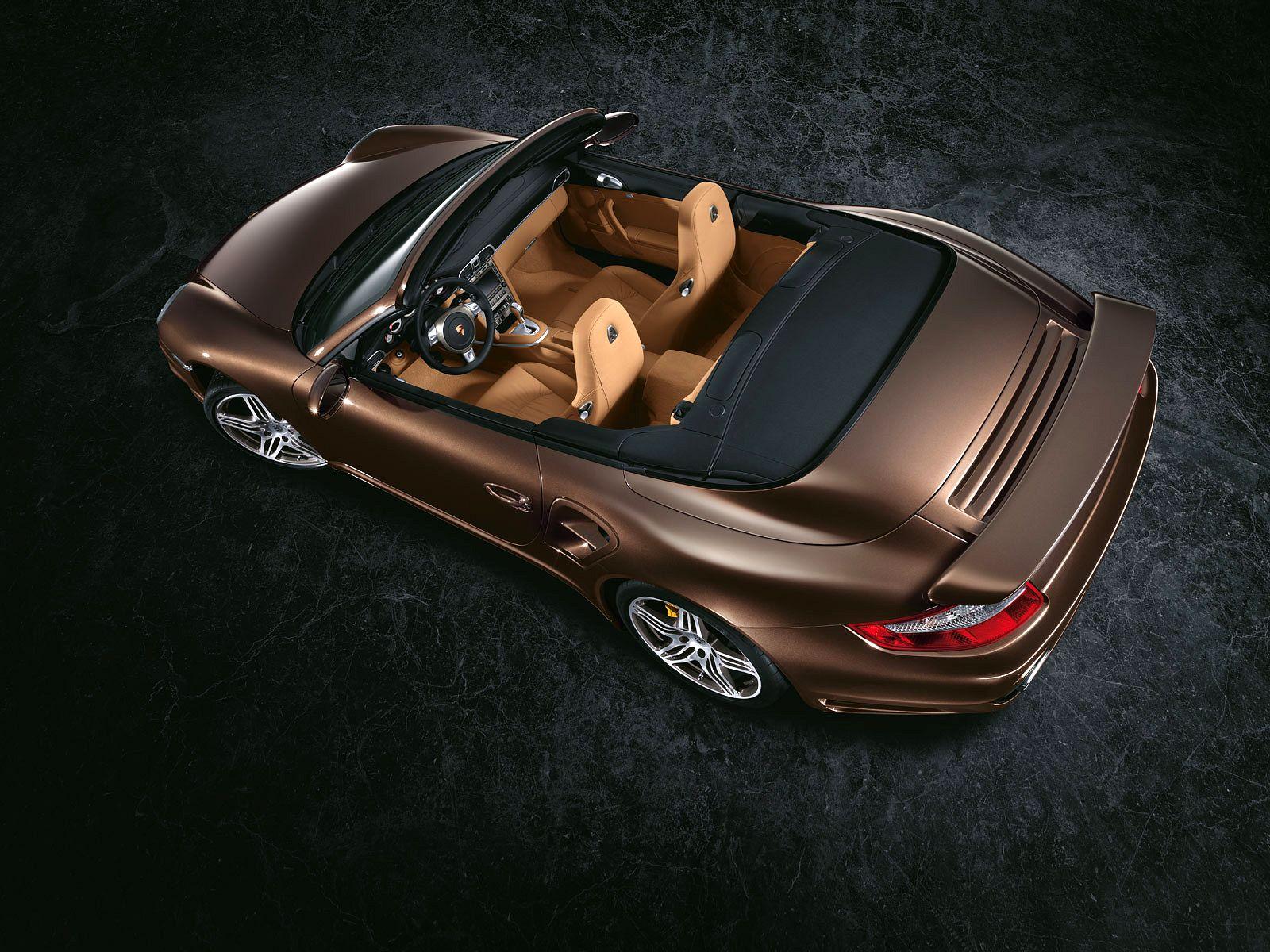 Porsche 911 Turbo Cabriolet Wallpaper 1600x1200 ID677 1600x1200