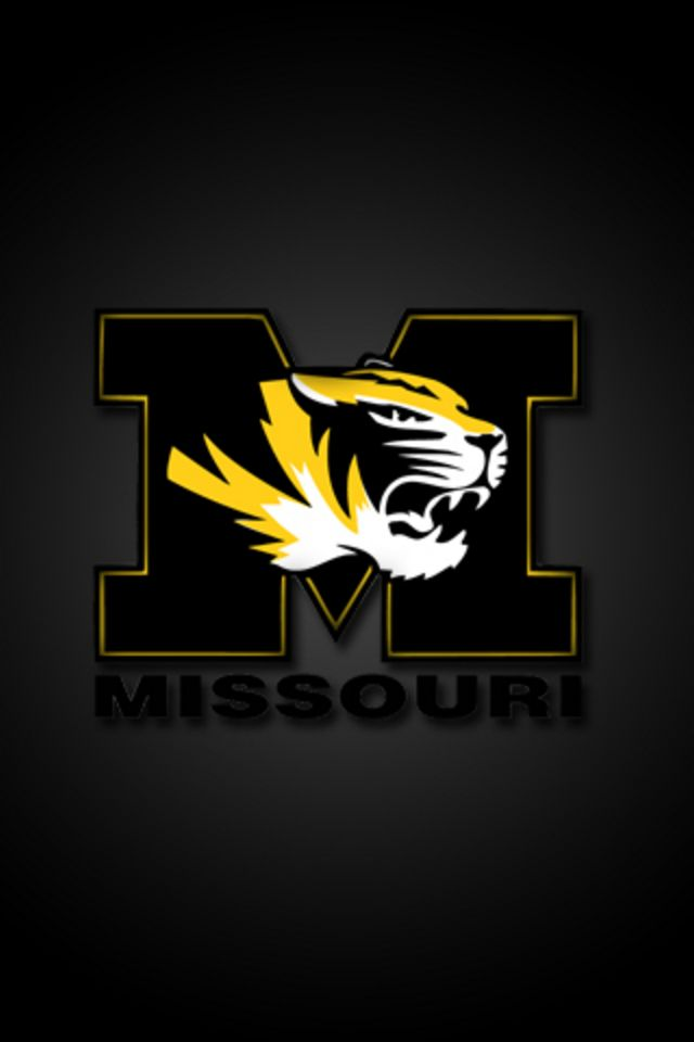 wallpaper mizzou football wallpaper iphone mizzou logo mizzou football 640x960