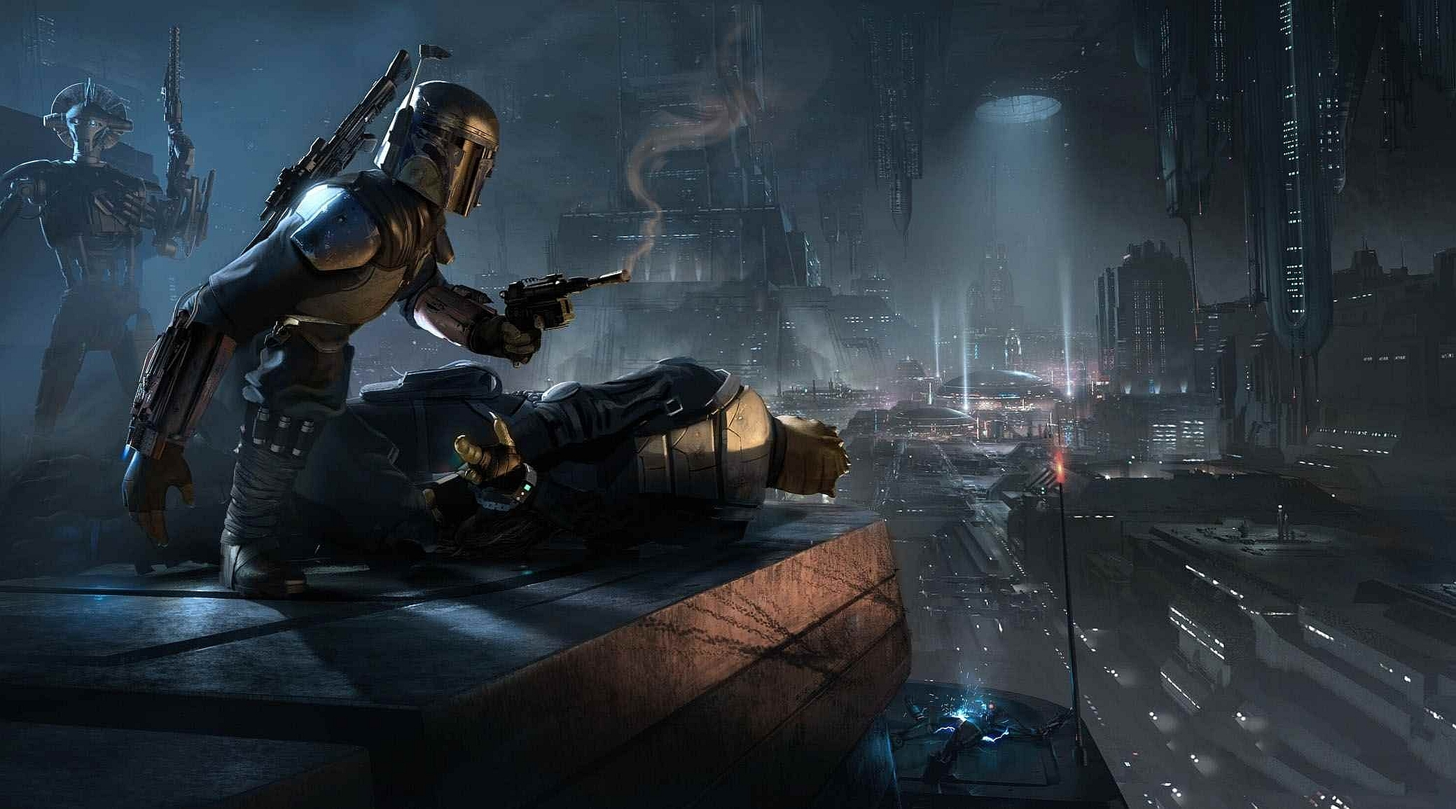 46 Star Wars 1313 Wallpaper On Wallpapersafari