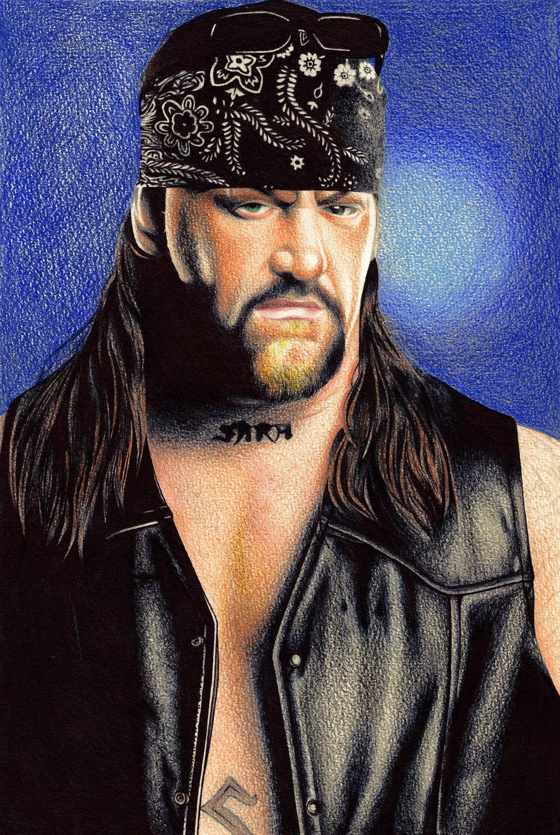 The undertaker american badass character might stick around in wwe