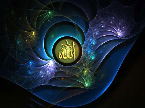 Inilah gambar kaligrafi Islam Arab untuk sobat semua 555x416