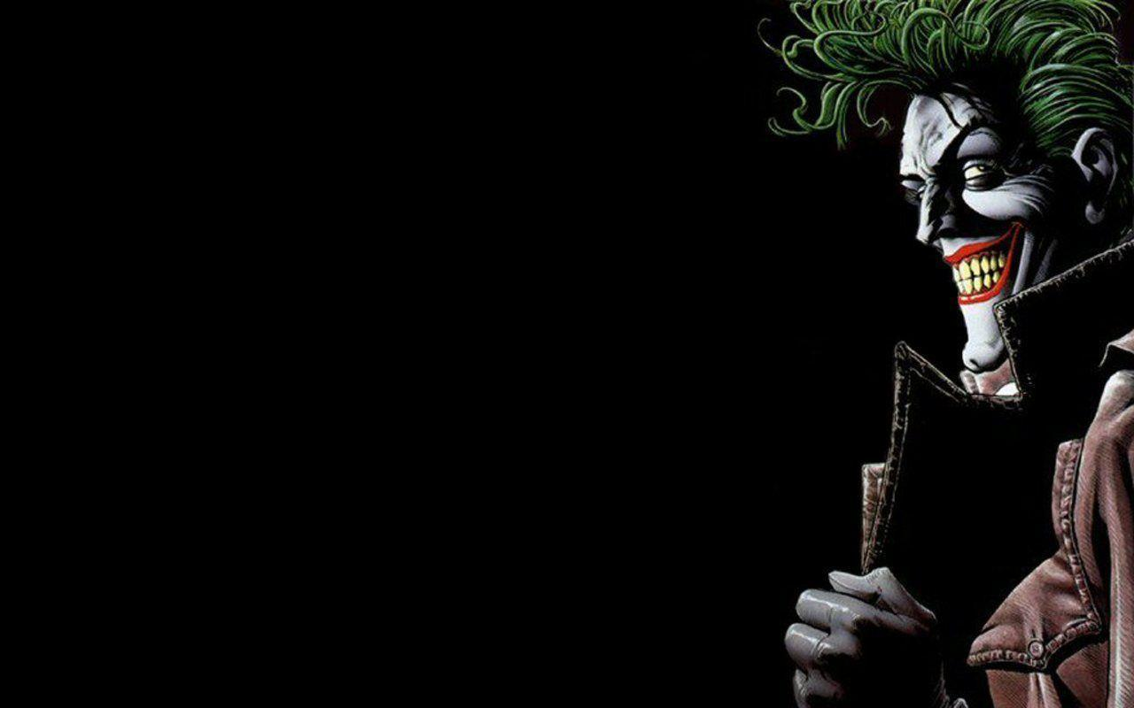 Joker Comic Wallpapers 1280x800