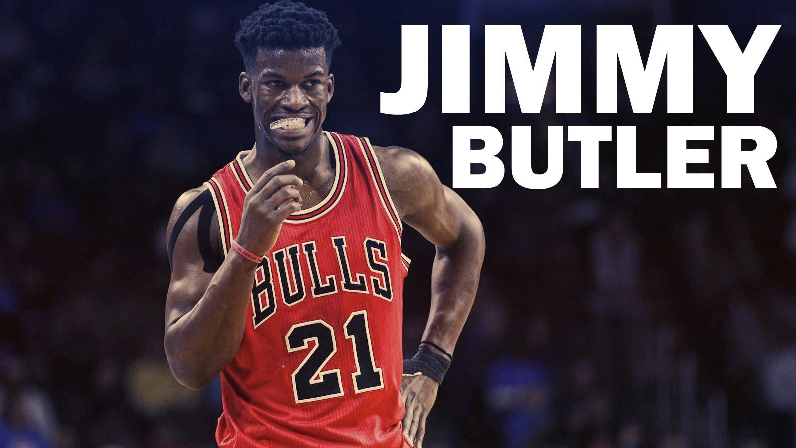 Jimmy Butler Wallpaper Jimmy Butler 1600x900
