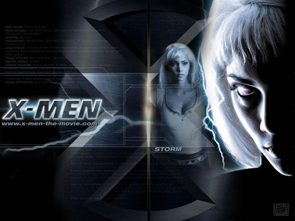 Fondos de pantalla de la pelicula X Men 1024x768