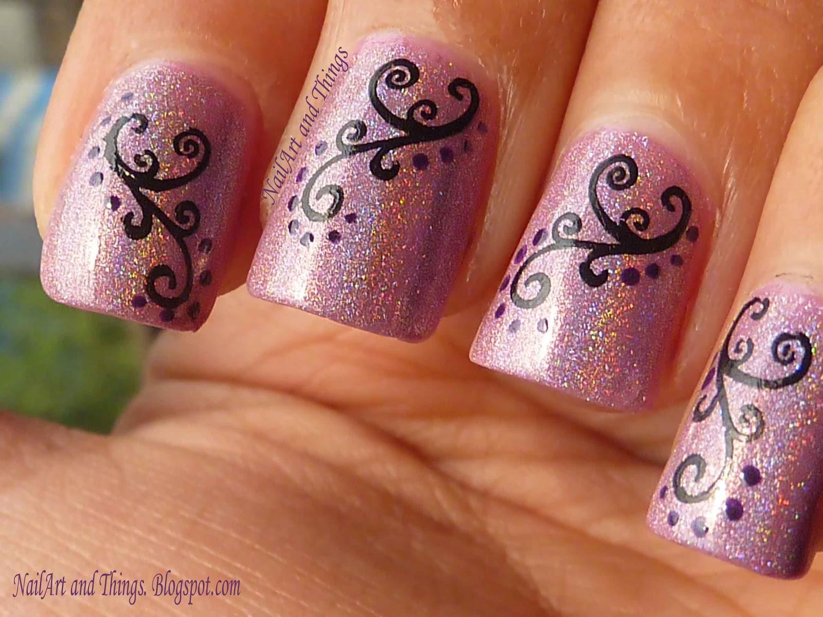 Nail Art Pre and Post Bridal 1600x1200