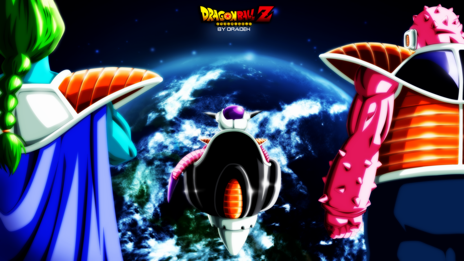 Freeza Dodoria and Zarbon Wallpaper and Background Image 1600x900