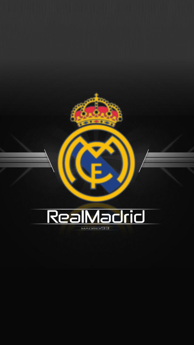 3b42a192b0a iPhone 5 wallpapers HD Real madrid 02 Backgrounds 640x1136