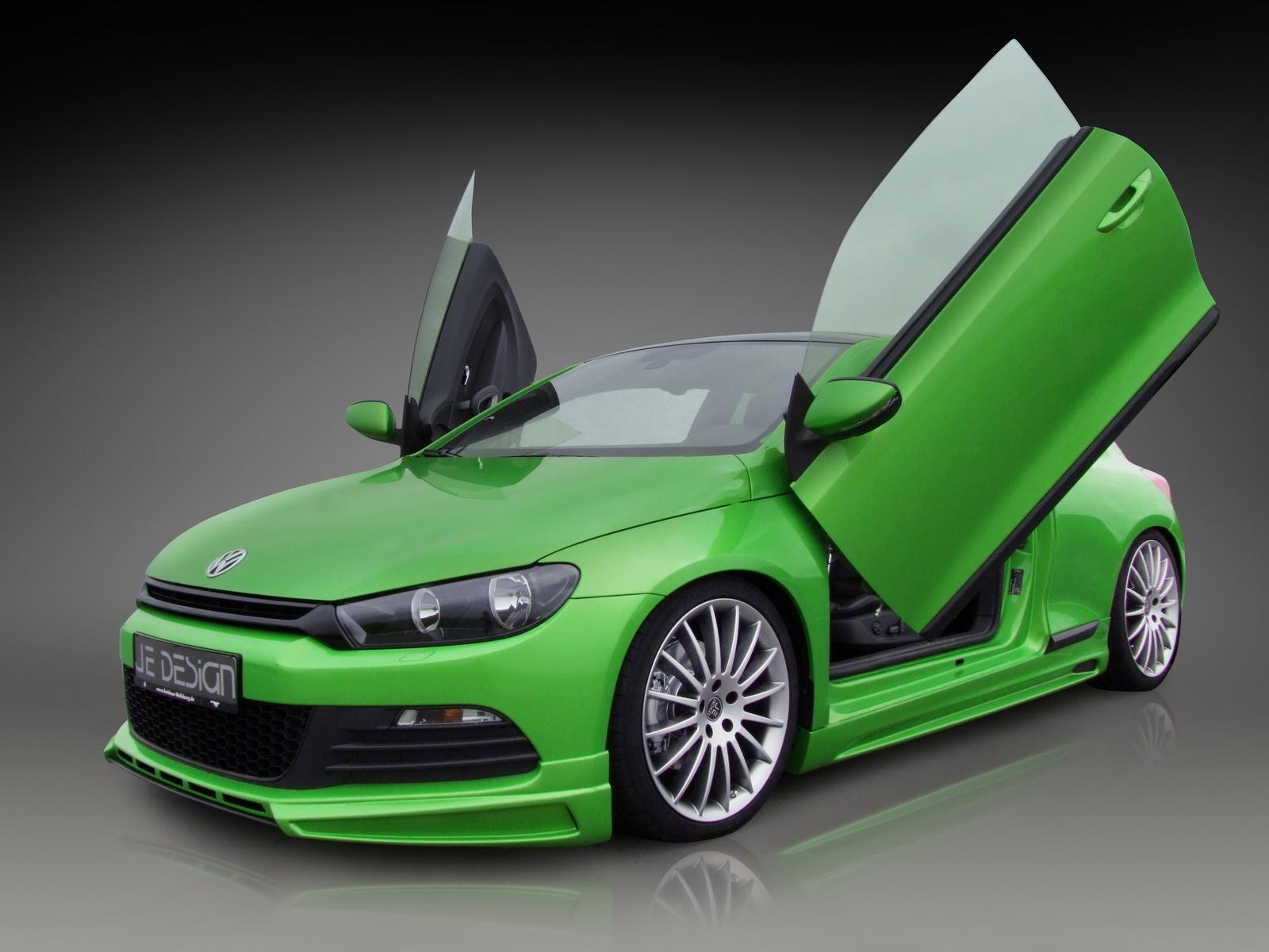 Cars HD Wallpapers Volkswagen Scirocco Tuning Car HD 1600x1200