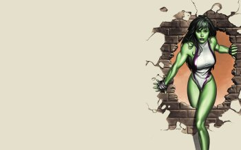 Image Gallery she hulk wallpaper 350x219