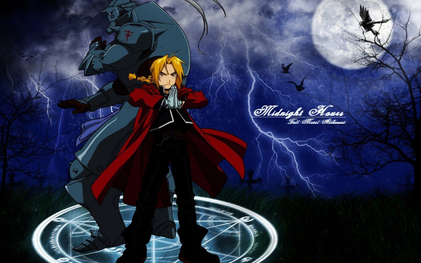 Fullmetal Alchemist Merchandise Wallpaper Best Cool 1440x900