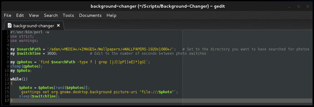 49+] Script to Change Desktop Wallpaper on WallpaperSafari