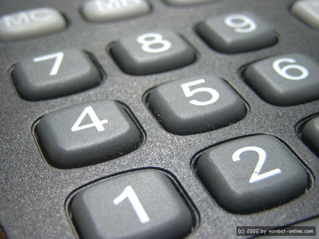 Calculator Wallpaper Calculator 1024x768