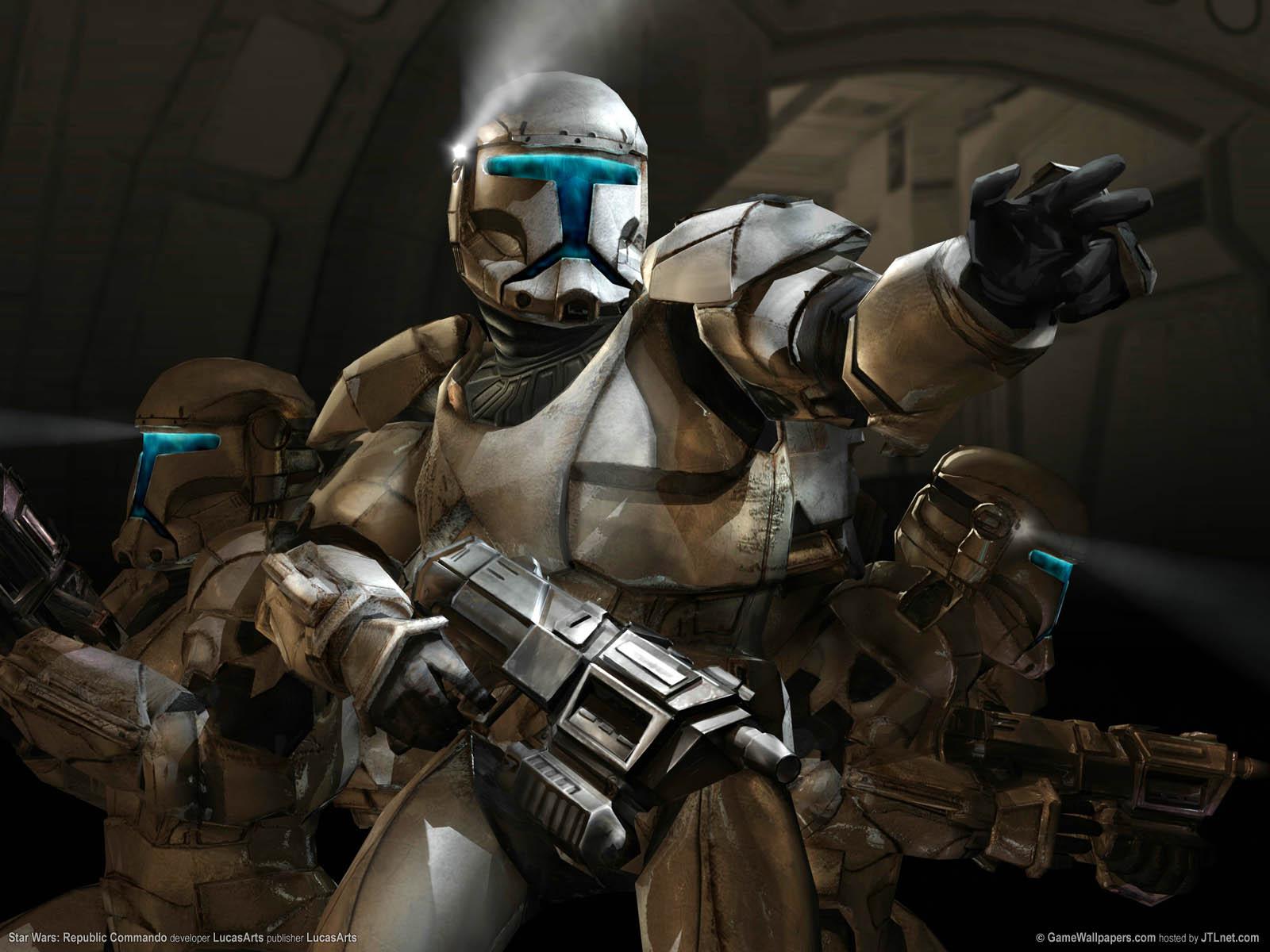 Star Wars Republic Commando wallpapers HD Wallpapers High 1600x1200