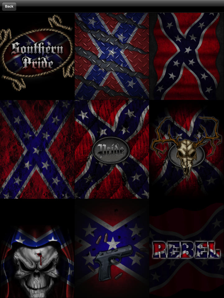 Southern Pride Rebel Flag Wallpaper   for iPad   iPhone Mobile 720x960