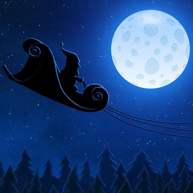 iPad Wallpapers Download Santa Claus iPad Wallpapers   Part III 640x640