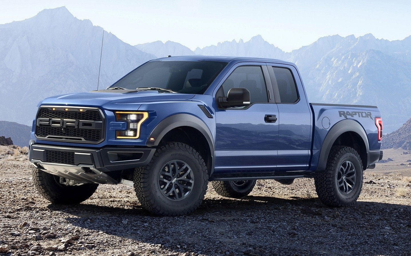 2016 Ford F 150 Raptor Cars HD Wallpapers 1440x899