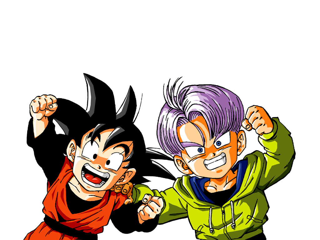 Goten and Trunks Image   ID 238770   Image Abyss 1024x768