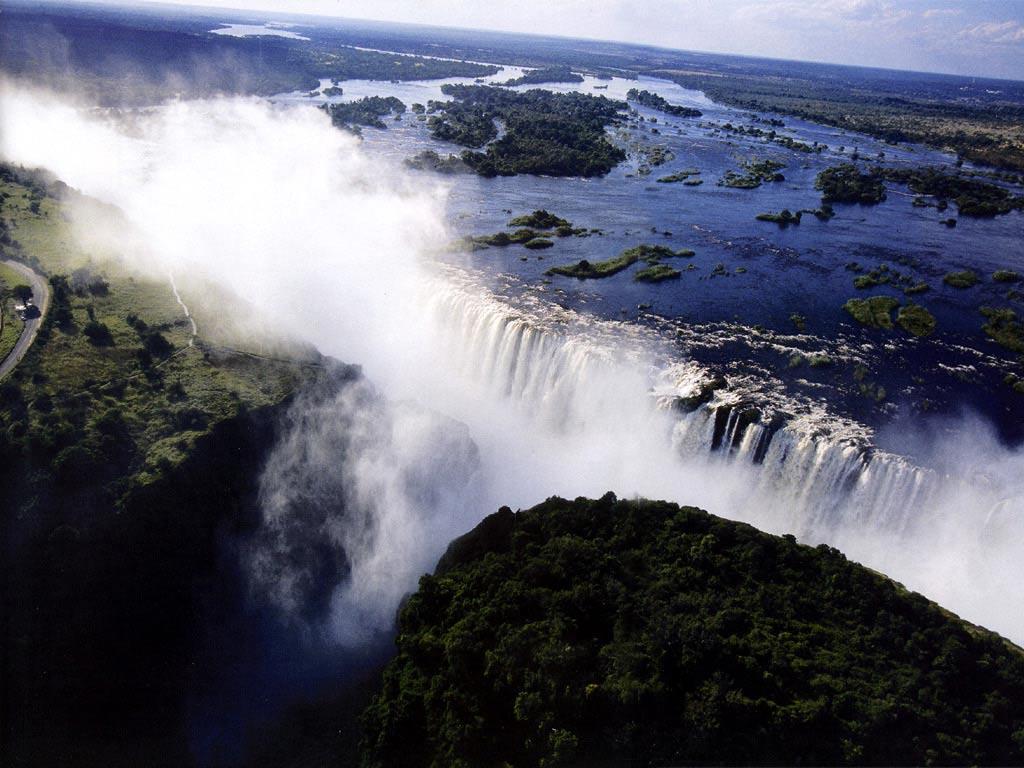 Victoria Falls Wallpapers 1024x768