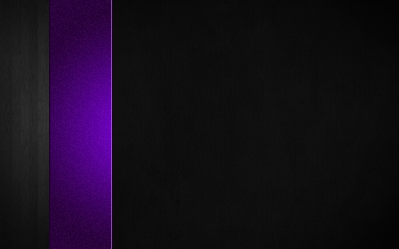 Dark Purple And Black Backgrounds Dark purple and black 1400x875
