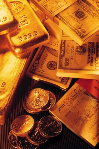 Gold and Money iPhone Wallpapers iPhone HD Wallpaper download iPhone 340x510