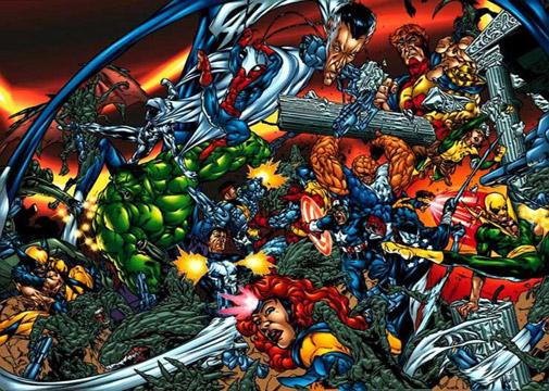 20 Marvel Universe Images for Your DesktopBlaberize Blaberize 505x360