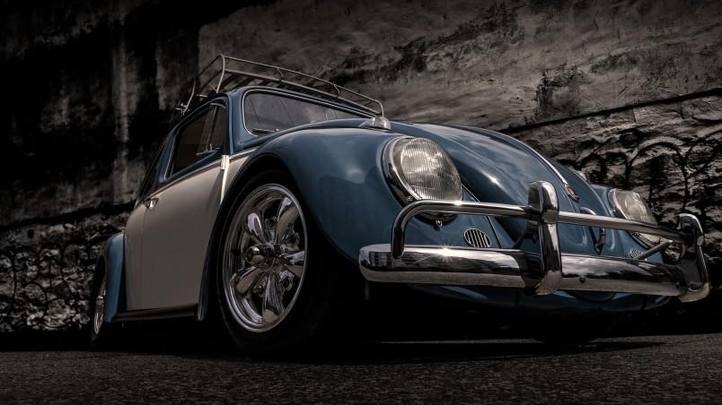 Volkswagen Beetle Retro HD Wallpaper   WallpaperFX 804x452