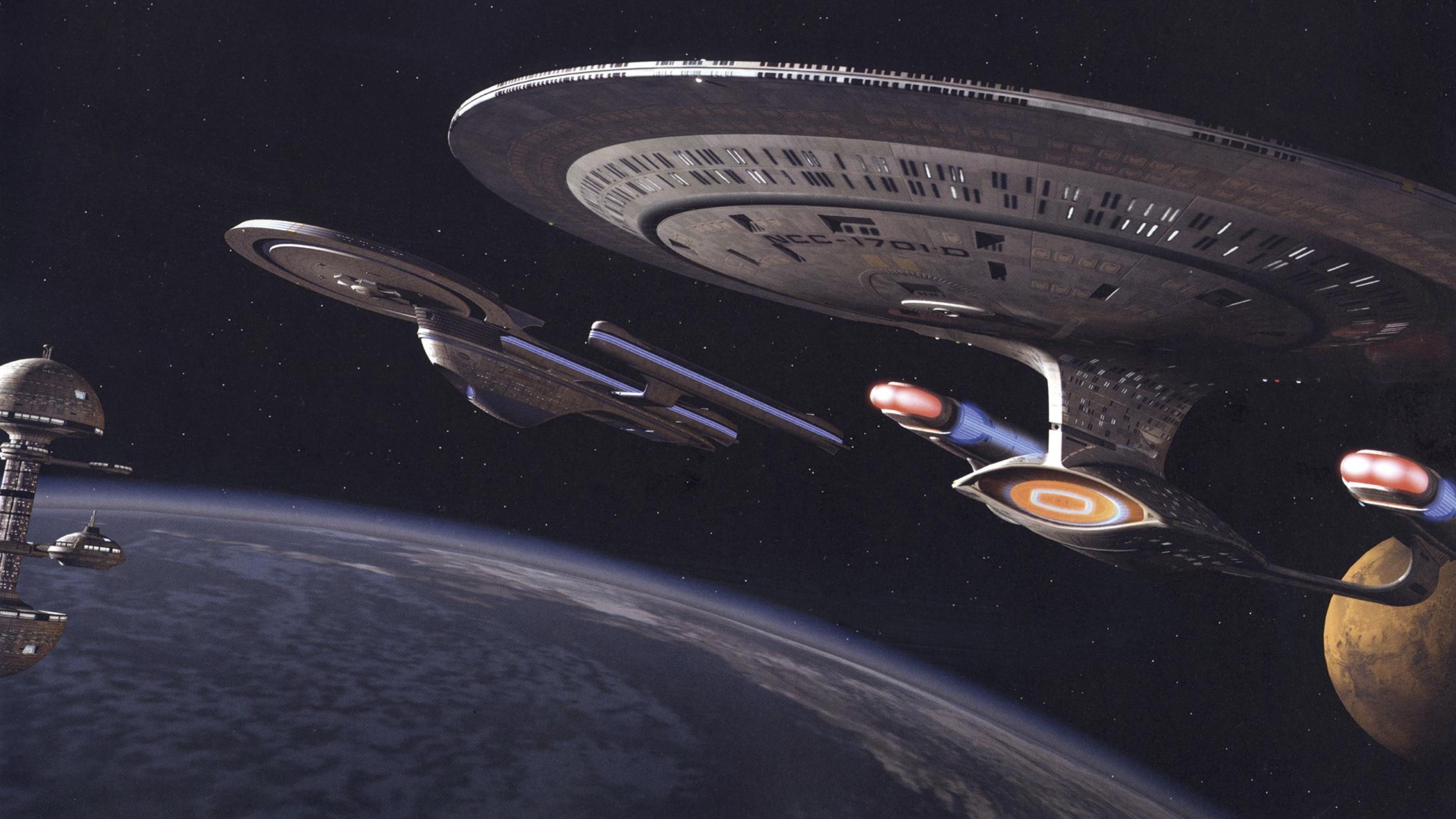 Star Trek Ships of the Line Computer Wallpapers Desktop 4000x2250