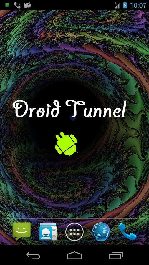 Trippy Tunnel Live Wallpaper   Android Apps on Google Play 506x900