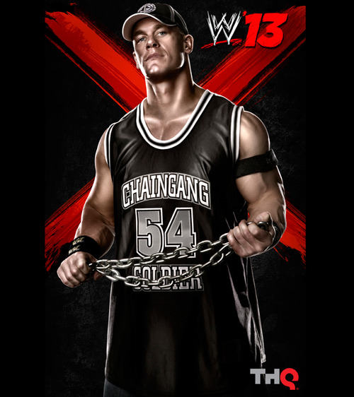 John Cena   WWE on Wrestling Media 500x562